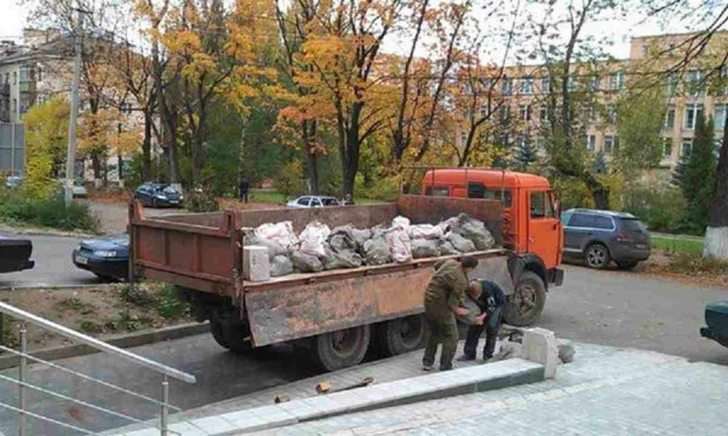 вывоз мусора Чебоксары Новочебоксарск