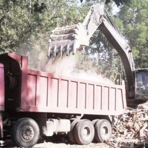 Выоз строительного мусора