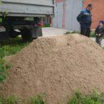Доставка песка Чебоксары